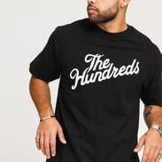 The Hundreds Forever Slant Logo T-Shirt černé