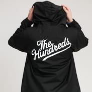 The Hundreds Slant Logo Hooded Coach's Jacket černá