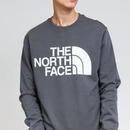The North Face M Standard Crew tmavě šedá