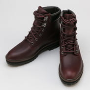 Timberland London Sqauare 6in Boot burgundy full grain