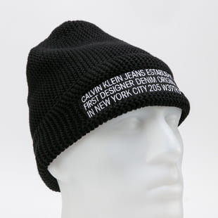 CALVIN KLEIN JEANS Beanie Established