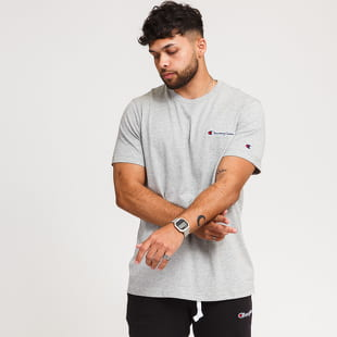 Champion Embroidered Logo Tee