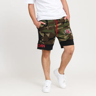 Jordan M J JMC Camo Fleece Short