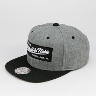 Mitchell & Ness 2 Tone Label Snapback