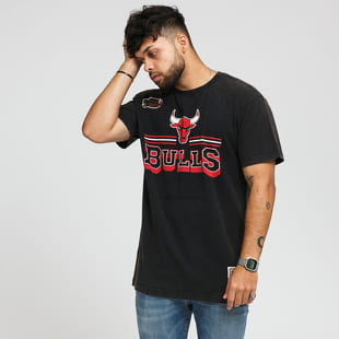 Mitchell & Ness NBA Fan Banner Tee Chicago Bulls