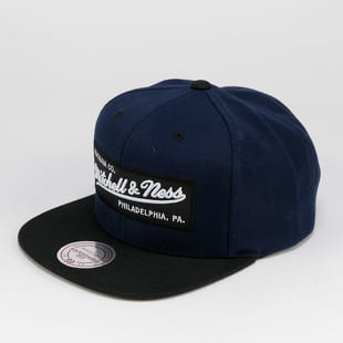 Mitchell & Ness Solid Team Colour Snapback