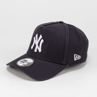 New Era 940 MLB Team Washed Aframe NY