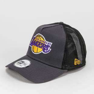 New Era 940 NBA Dark Base AF Trucker LA Lakers