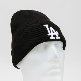 New Era MLB Essential Cuff Knit Beanie LA