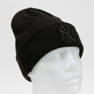 New Era MLB Essential Cuff Knit Beanie NY