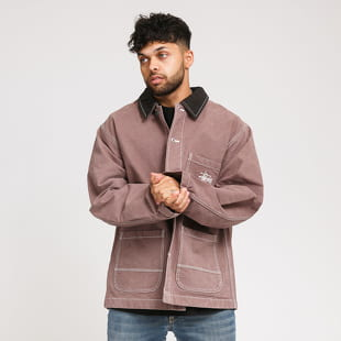 Stüssy Brushed Moleskin Chore Jacket