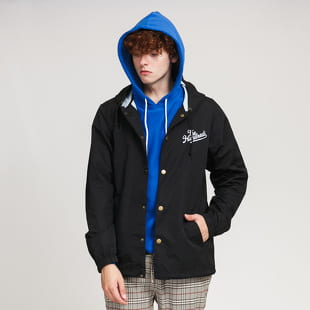 The Hundreds Slant Logo Hooded Coach's Jacket