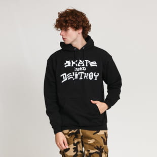 Thrasher Skate And Destroy Hood