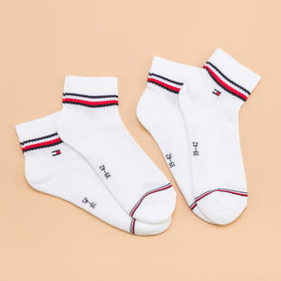 Tommy Hilfiger M 2Pack Iconic Quarter Sock