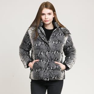 Urban Classics Ladies AOP Hooded Puffer Jacket