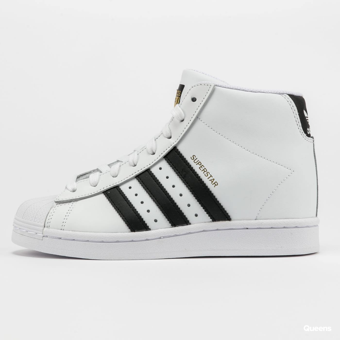 adidas Originals Superstar UP W ftwwht / cblack / goldmt