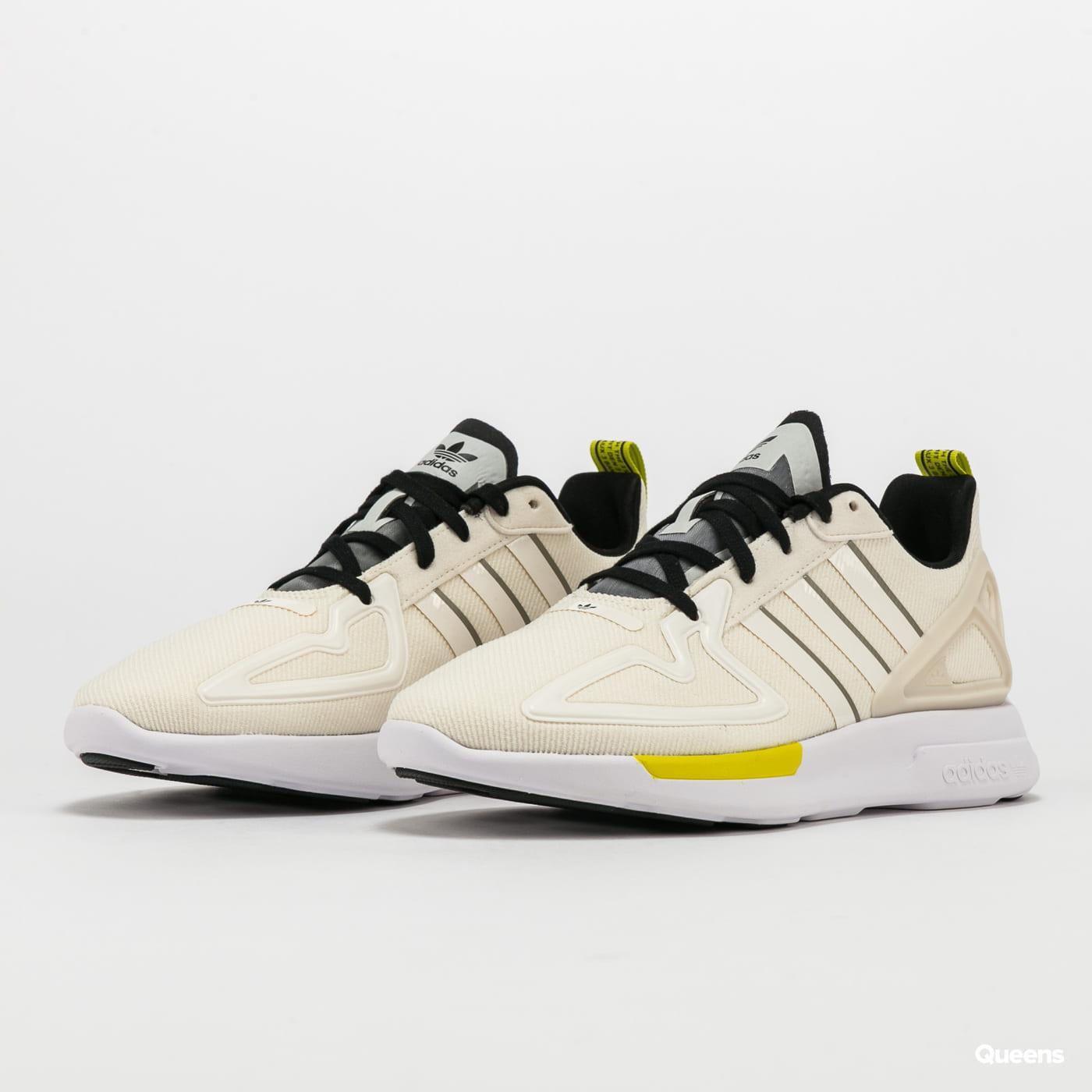 adidas Originals ZX 2K Flux W cwhite / cblack / feagry