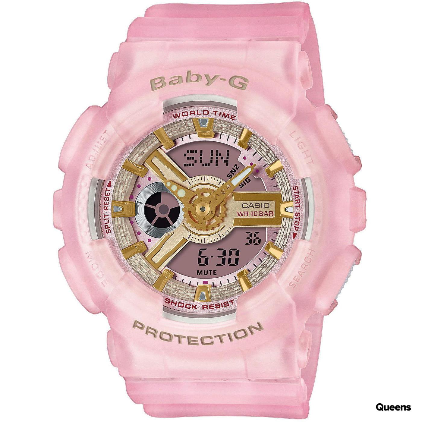 Casio Baby-G BA 110SC-4AER růžové