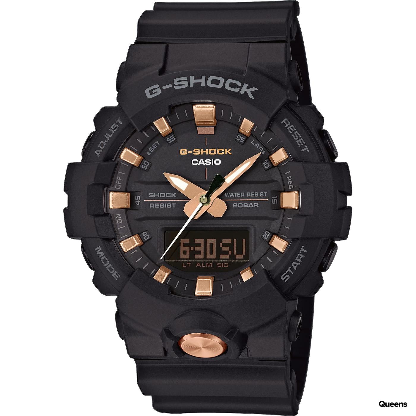 Casio G-Shock GA 810B-1A4ER černé