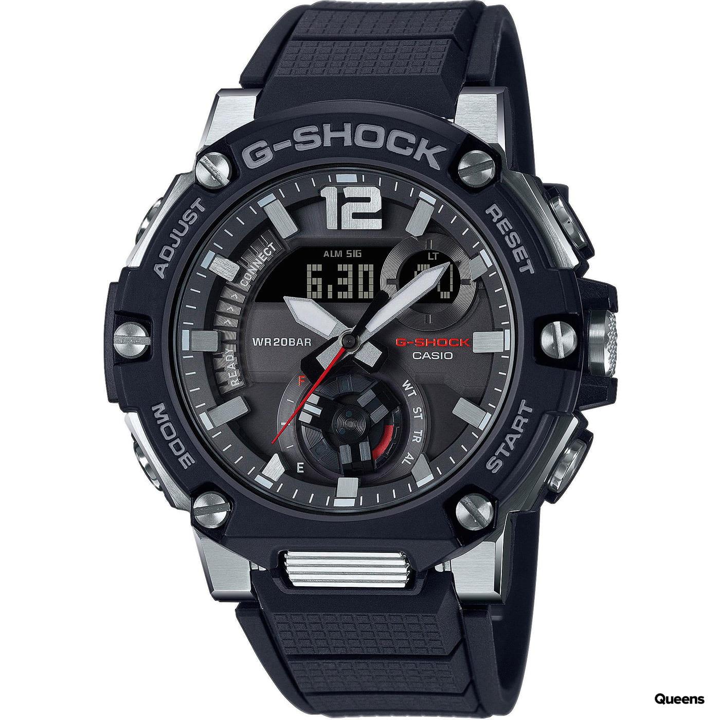 Casio G-Shock GST B300-1AER black / silver
