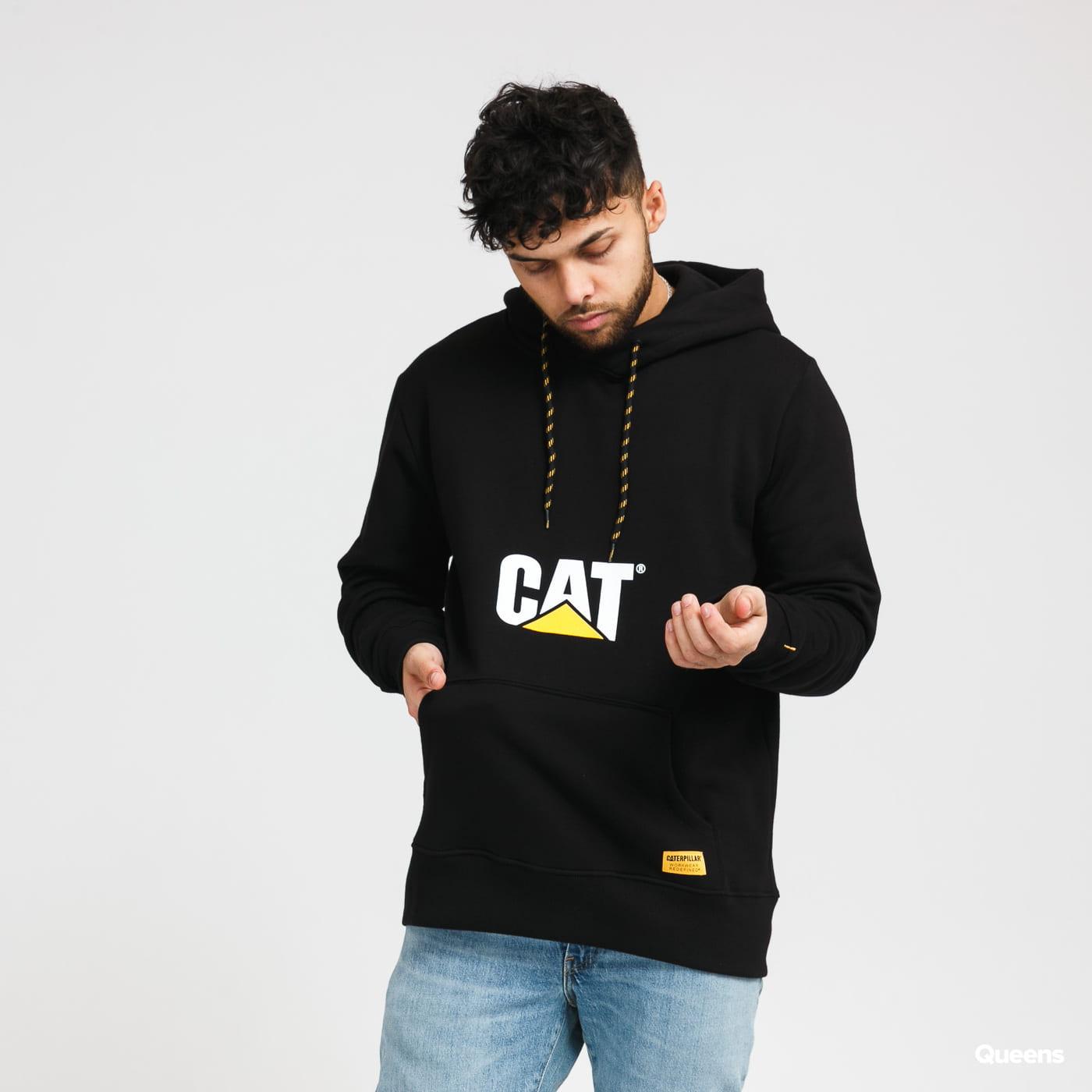 CATERPILLAR CAT Hoodie černá