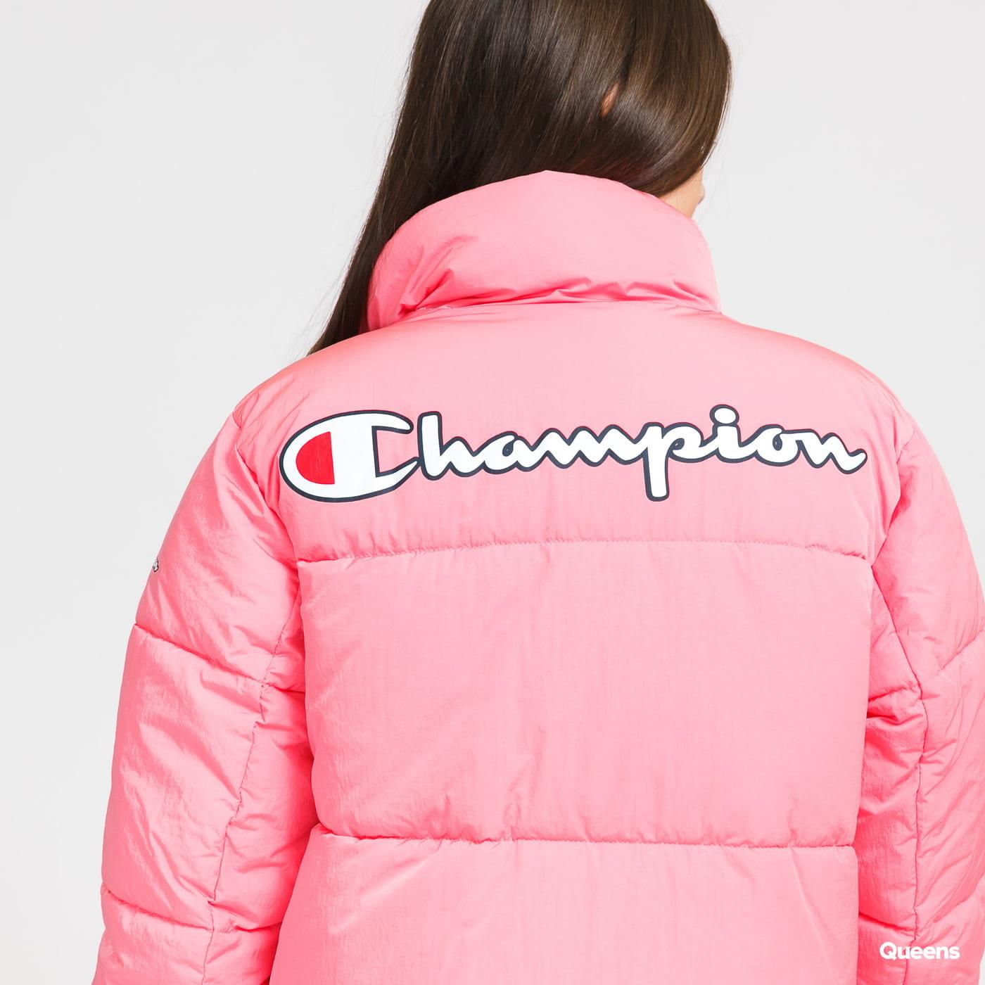 Champion W Jacket růžová