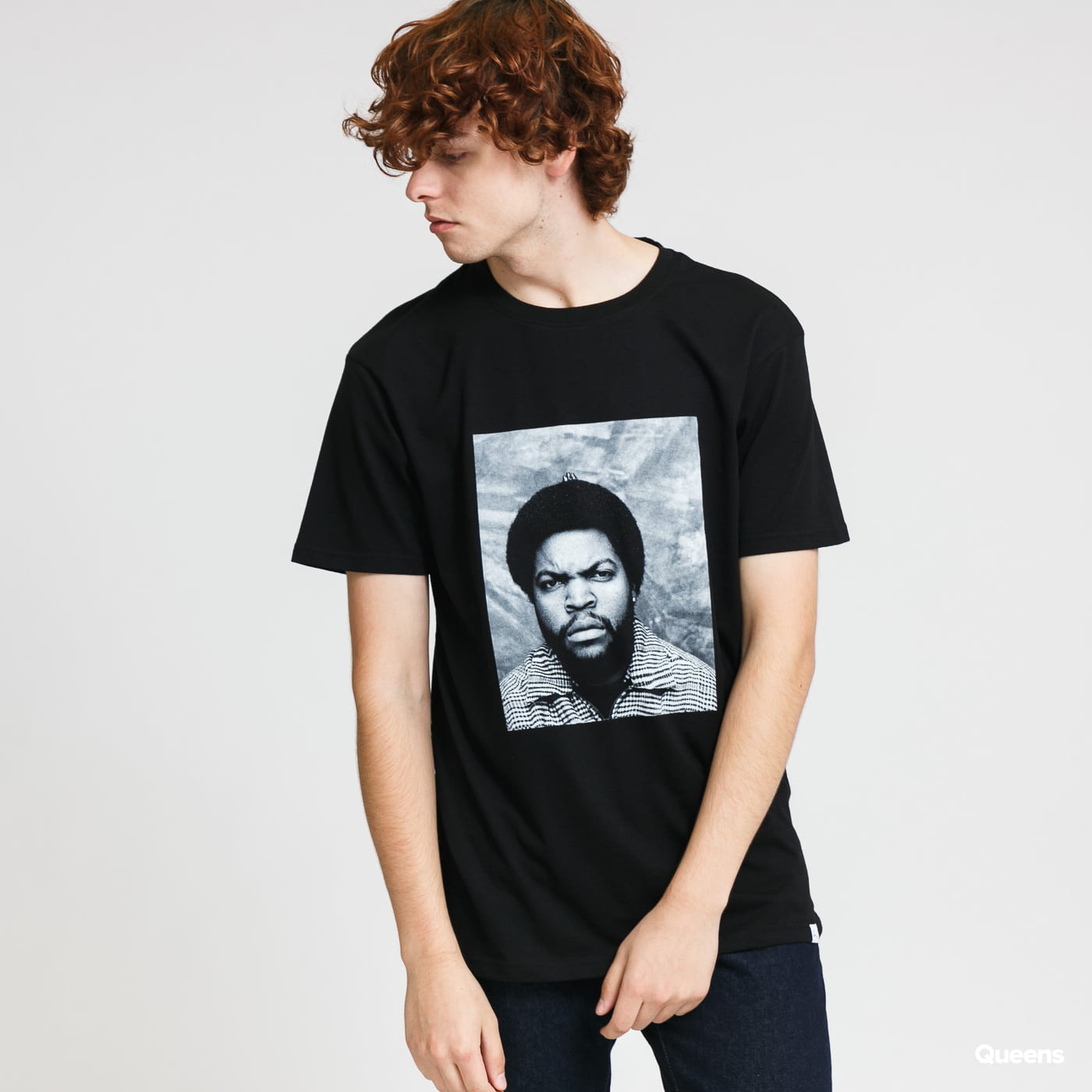 Chi Modu Ice Cube Tee černé