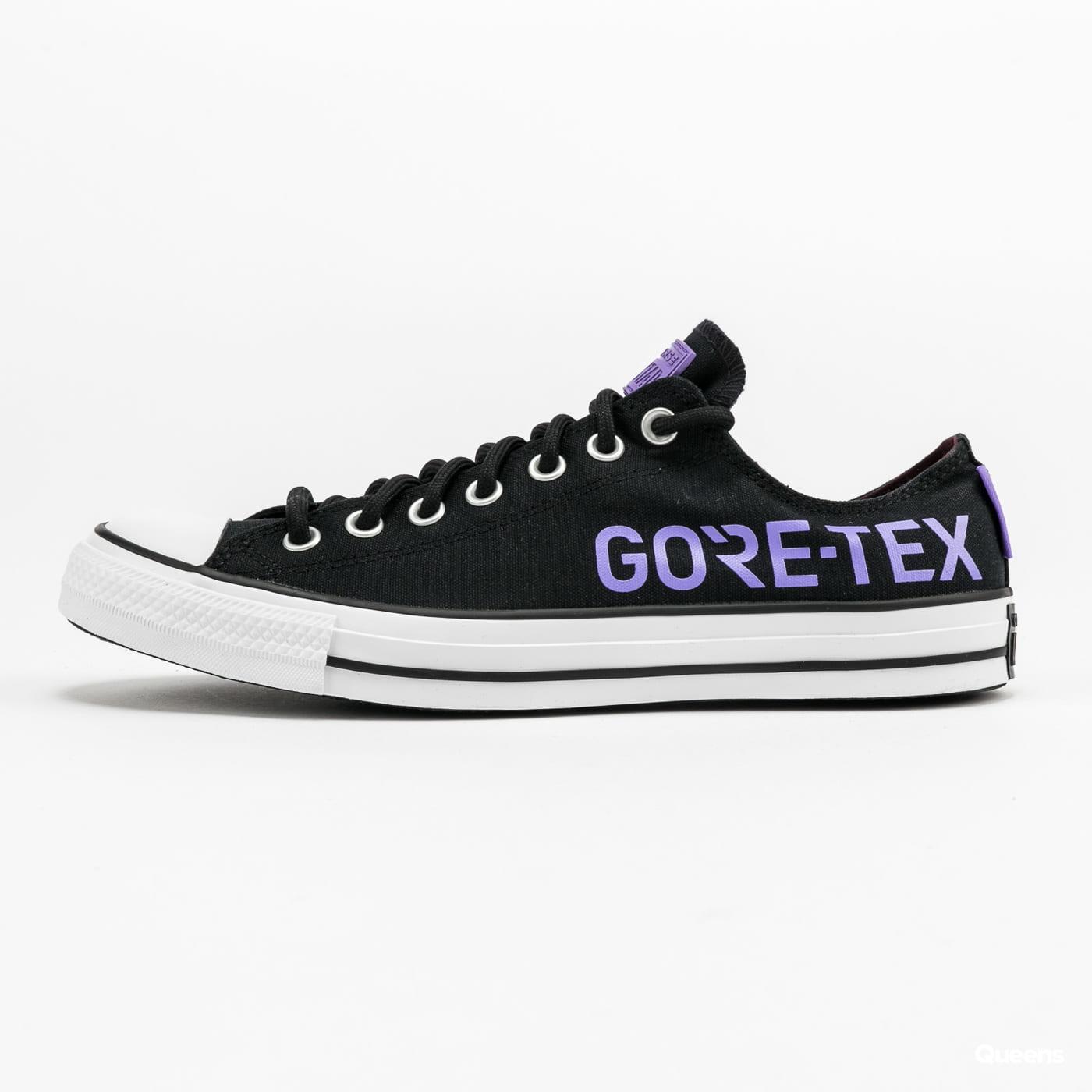 Converse Chuck Taylor All Star GTX OX black / bright lilac / white