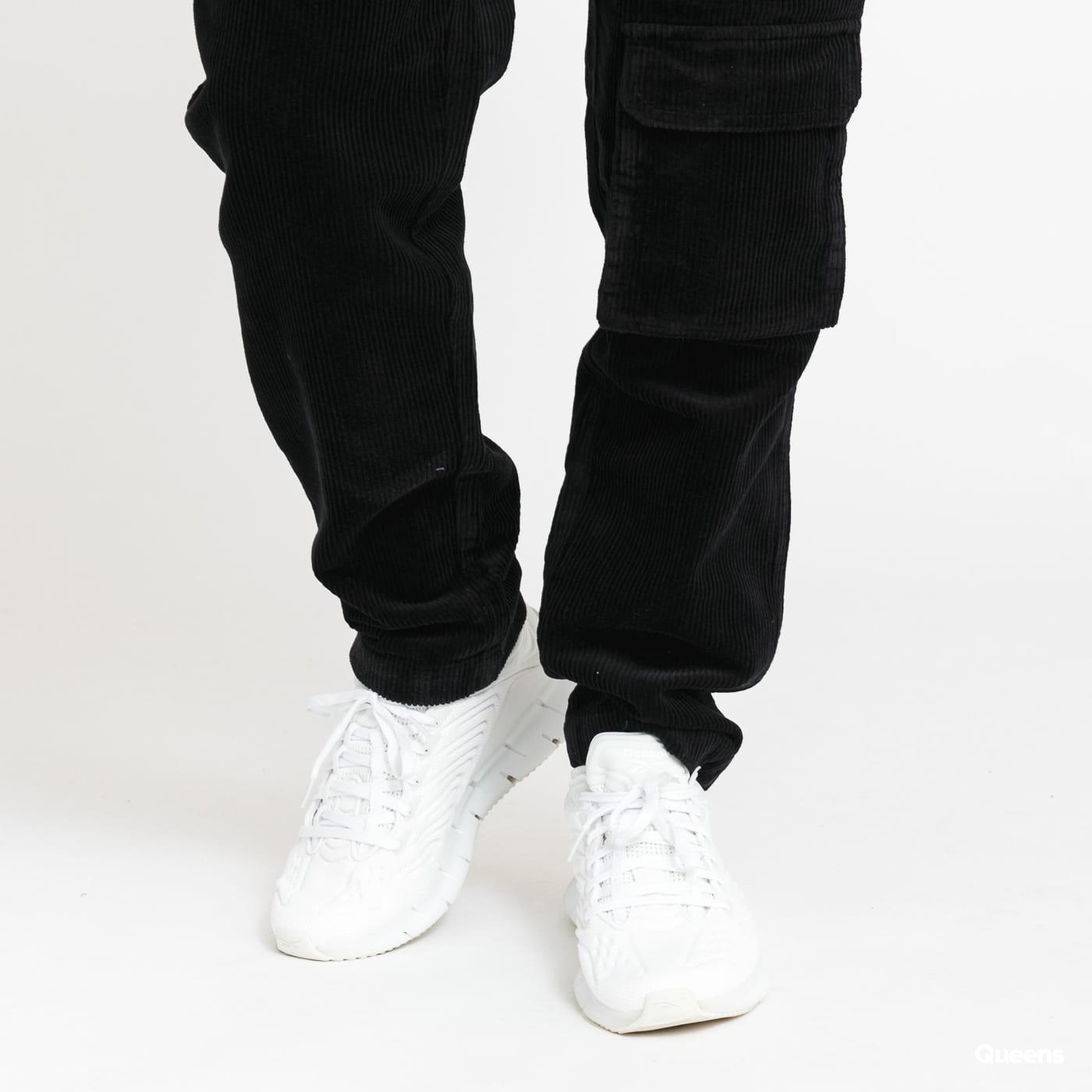 Daily Paper Corduroy Cargo Pants black