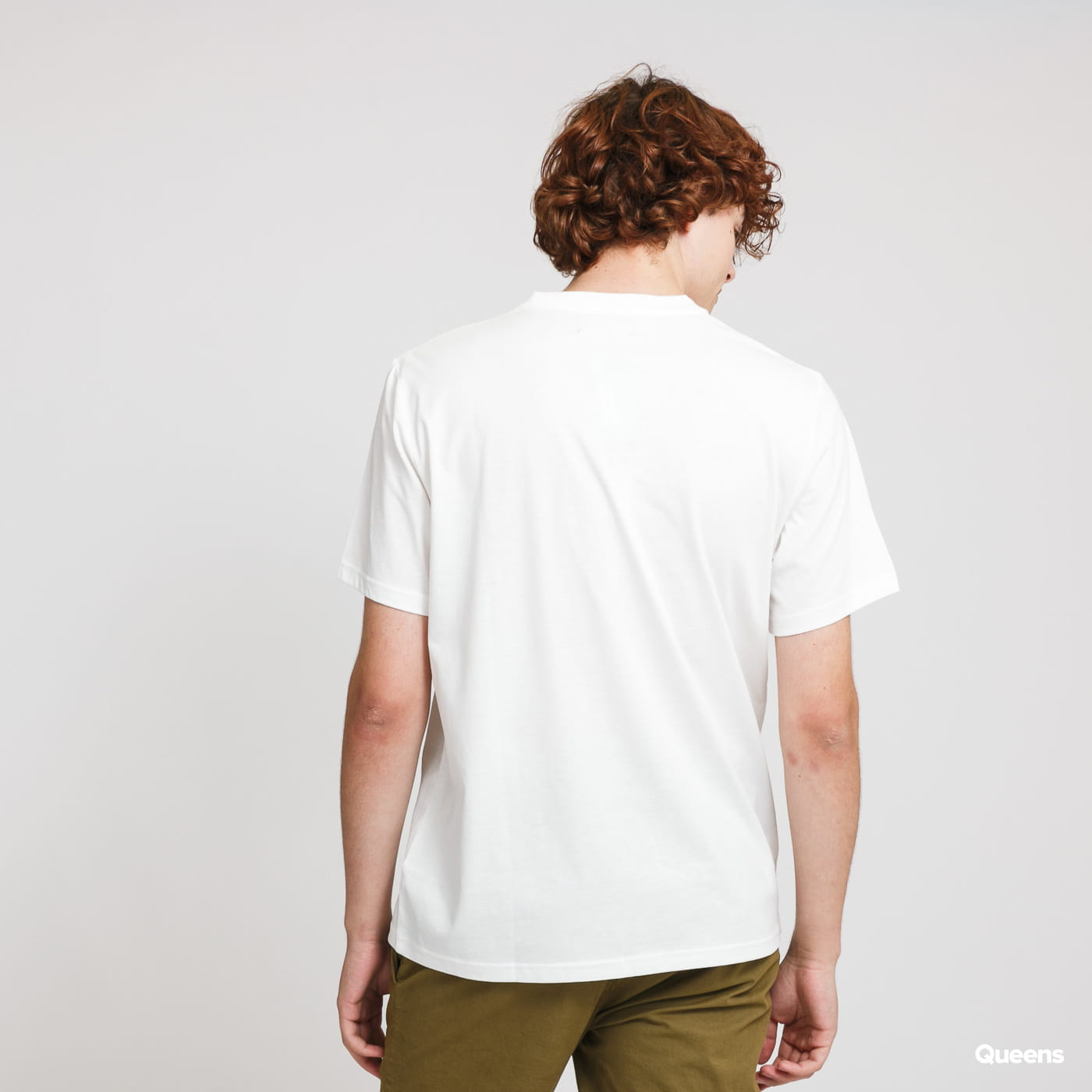 FRED PERRY Fred Perry Sportswear Tee bílé