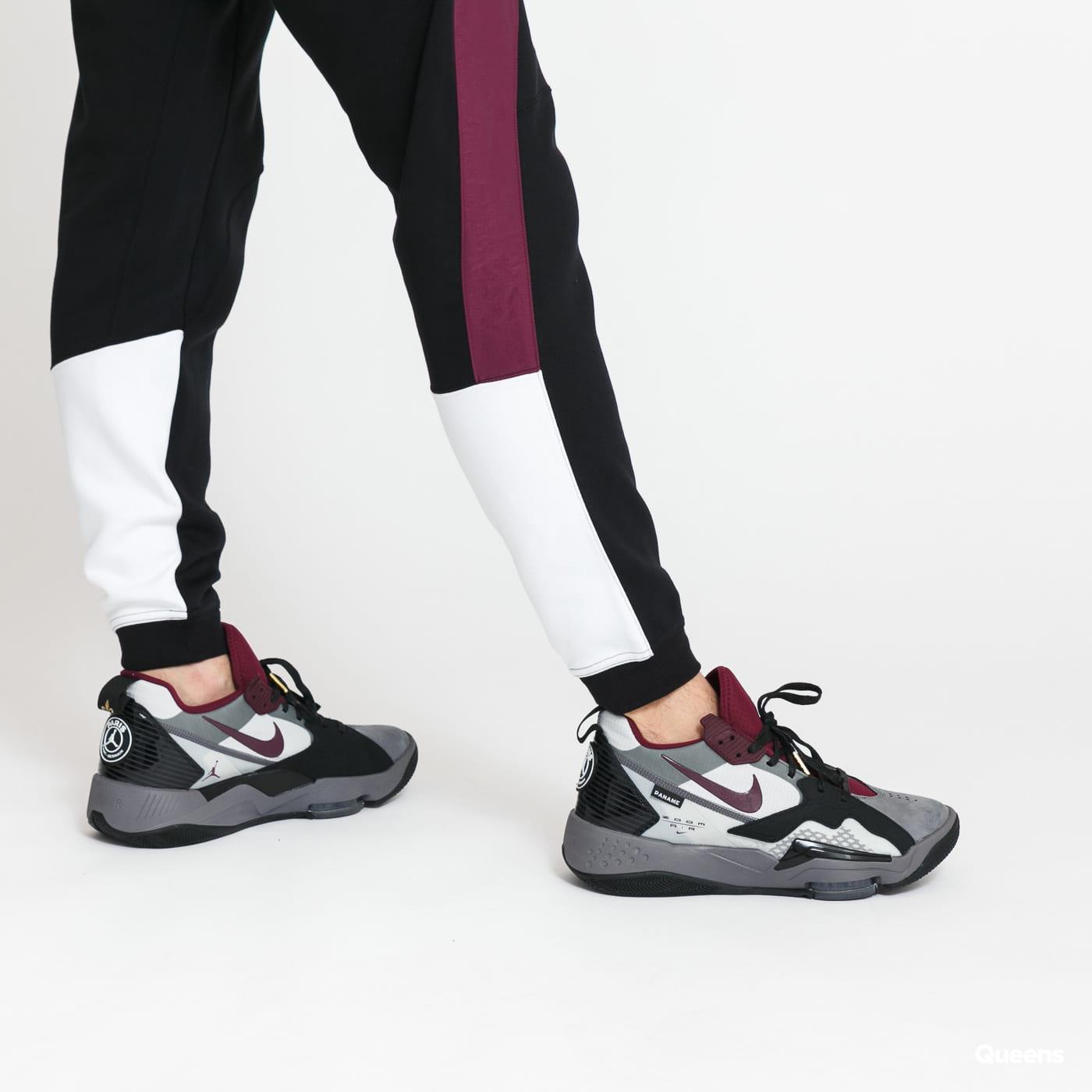 Jordan M J PSG Fleece Travel Pant black / purple