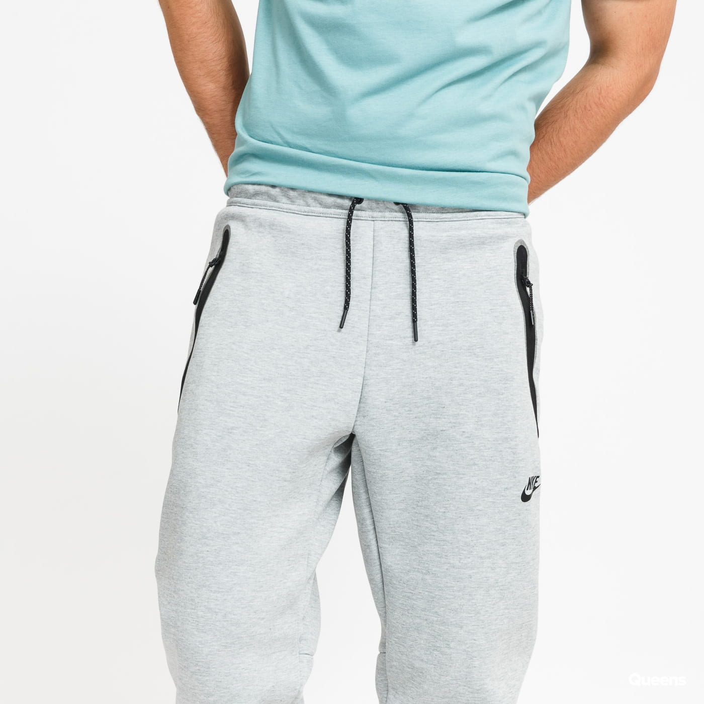 Nike M NSW Tech Fleece Pant OH melange gray
