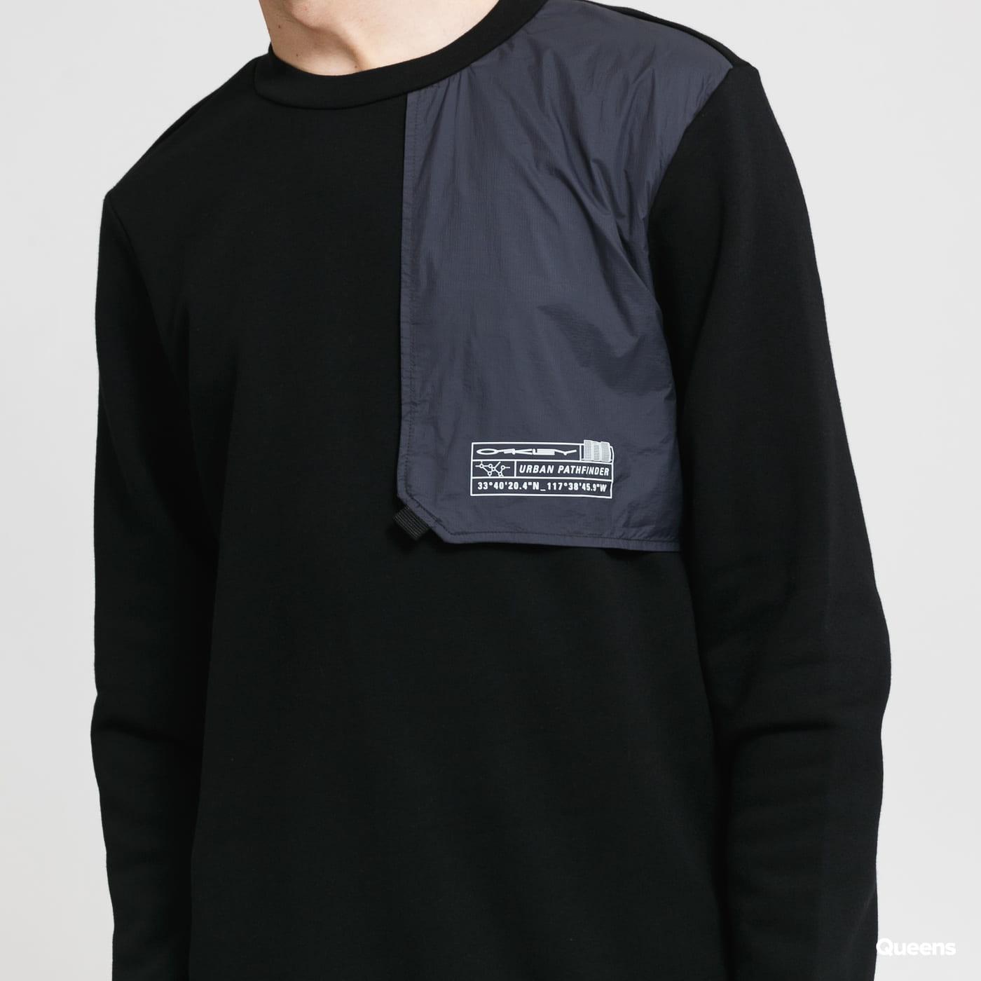 Oakley Tech Crew Definition Fleece black