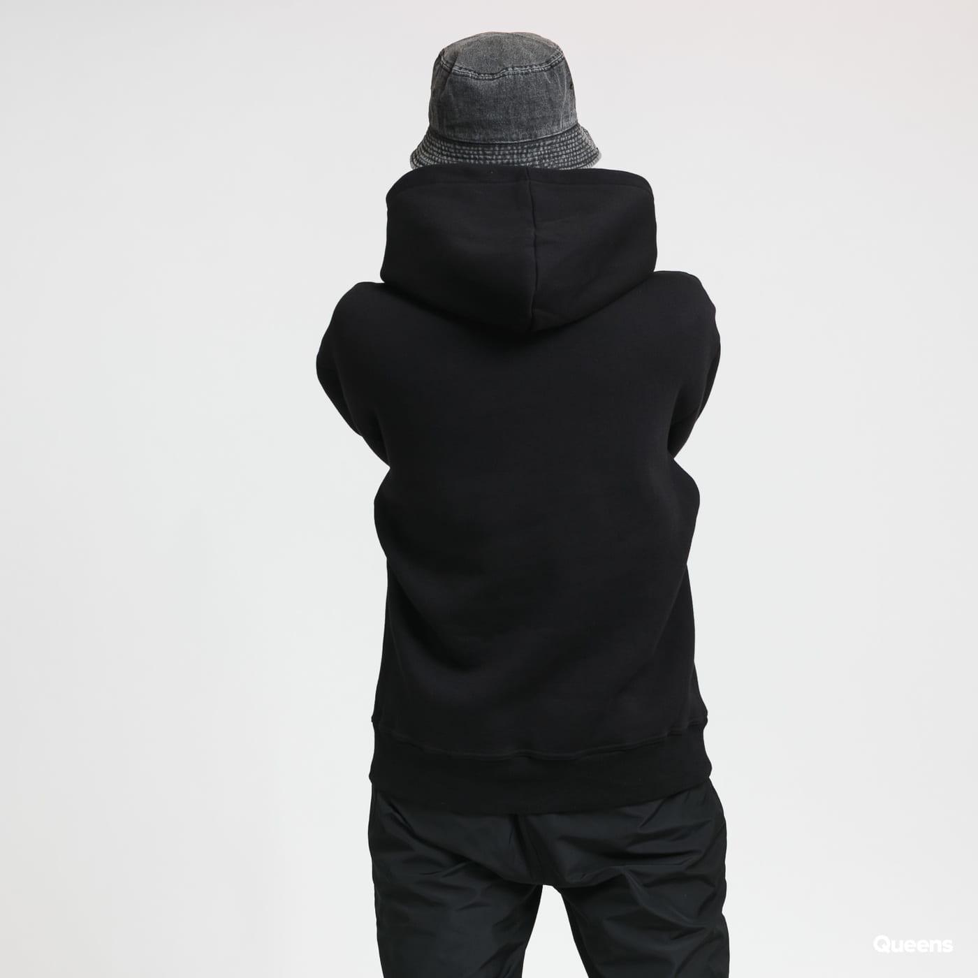 PLEASURES Vulgar Hoody black