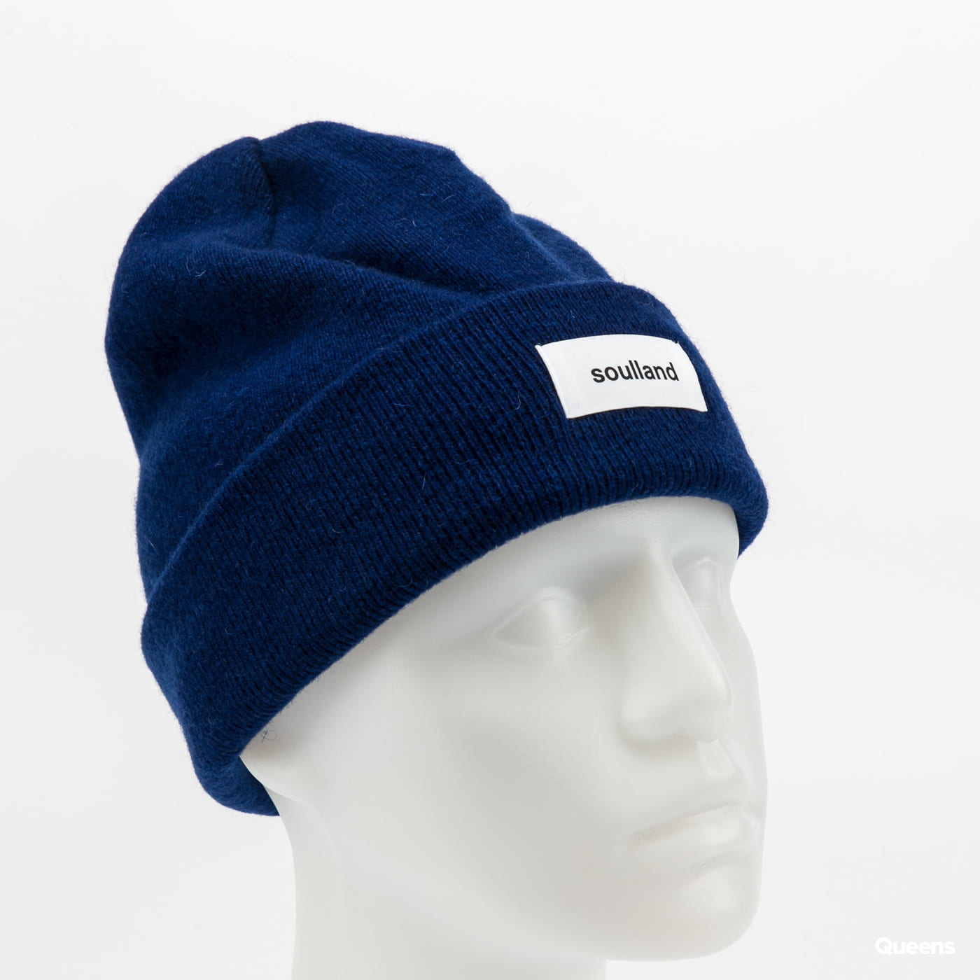 Soulland Beanie blue / turquoise