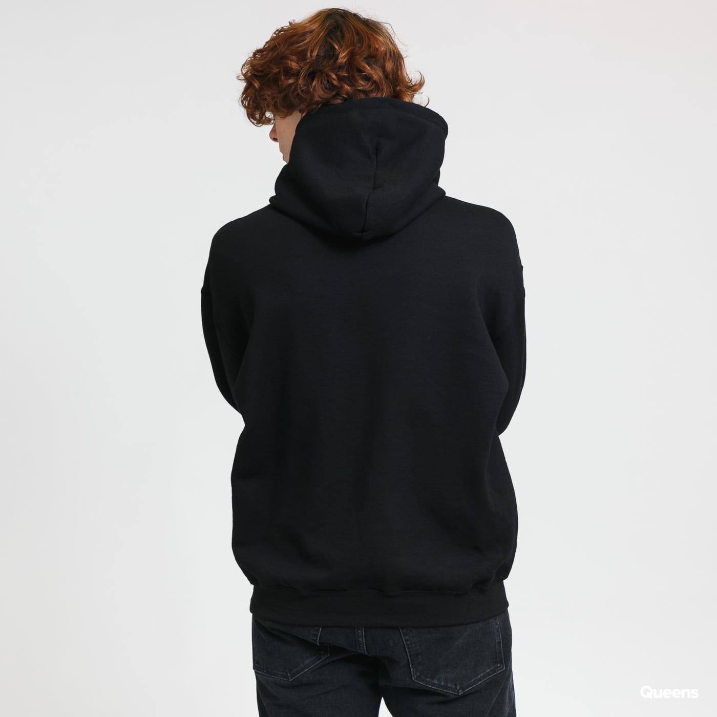 The Quiet Life Origin Embroidered Hoodie black