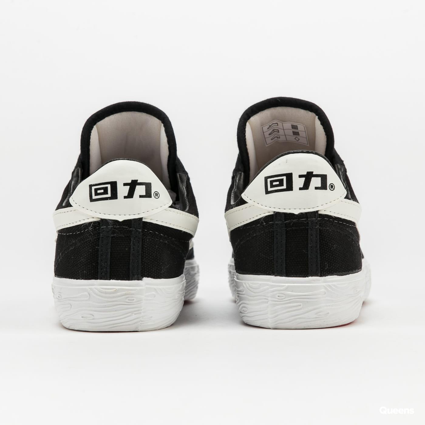 Warrior Shanghai WB-1 black / white