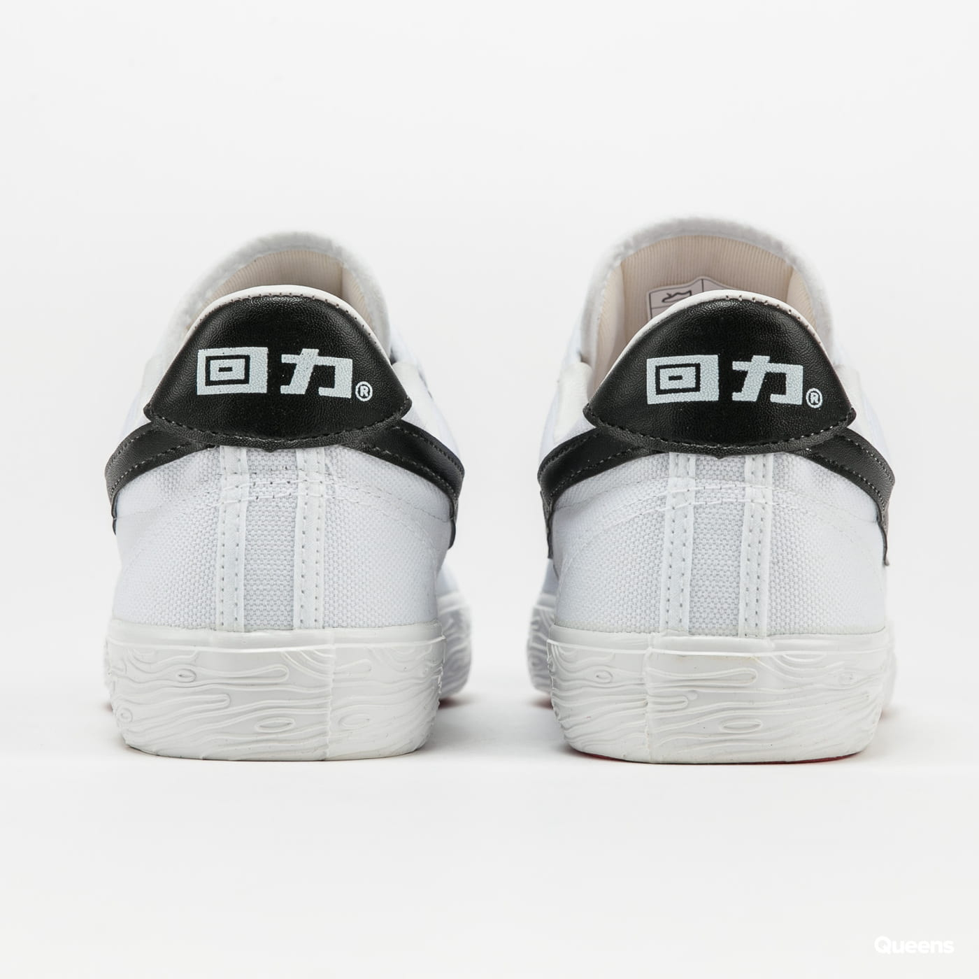 Warrior Shanghai WB-1 white / black