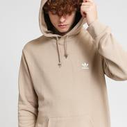 adidas Originals Essential Hoody světle hnědá