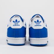 adidas Originals Superstar blue / ftwwht / goldmt