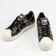 adidas Originals Superstar Bold W cblack / owhite / red