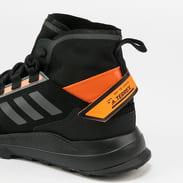 adidas Performance Terrex Hikster Mid cblack / dgsogr / sigorg