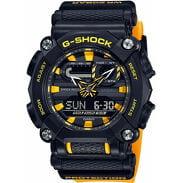 Casio G-Shock GA 900A-1A9ER černé / žluté