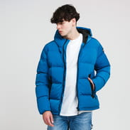 Champion Hooded Jacket modrá