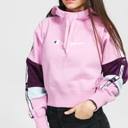 Champion W Hooded Sweatshirt růžová