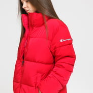 Champion W Jacket červená