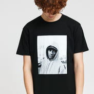 Chi Modu Snoop Dogg Tee černé