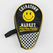 Chinatown Market Smiley Ping Pong Paddle Set