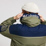 Columbia Challenger Pullover Jacket olivová / navy