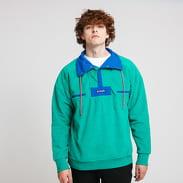 Columbia Powder Keg Fleece zelená / modrá
